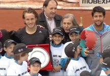 A Bucharest Fernando Verdasco ritorna al successo nel circuito maggiore