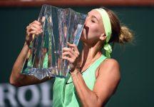 """Elena Vesnina: """"Il tennis è incredibile, questo è tutto quello che possa dire"""""""