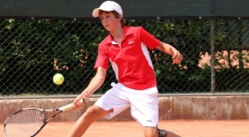 Michele Vianello (Ct Zavaglia) in nazionale per la Winter Cup under 14 in Lussemburgo