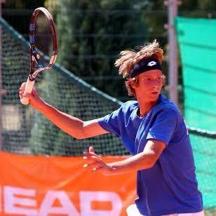 Michele Vianello nella foto