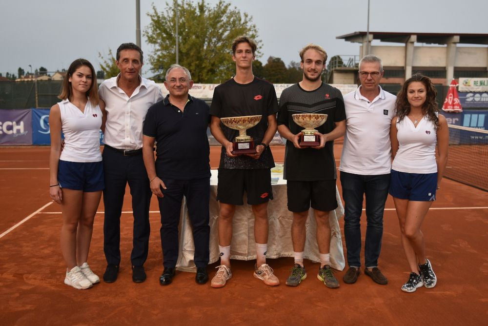 Trofeo Oremplast - torneo Open maschile: Michele Vianello conquista il torneo