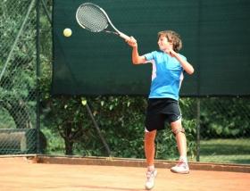 Michele Vianello ha portato due punti all'Italia maschile - Foto Alvaro Maffeis