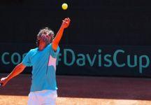 Domenico Vicini nella storia: il sammarinese è il più anziano a vincere un match in Coppa Davis