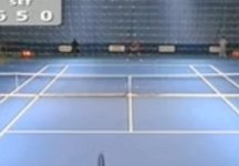 """Video del Giorno: Il colpo alla """"Federer"""" di Matthieu Vierin"""