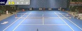Il colpo alla Federer di Matthieu Vierin