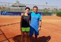 Marion Viertler è ai quarti nel torneo del Cairo