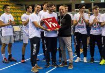 Finali Serie A1: La prima volta di Vigevano. La dedica di Filippo Baldi