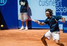 Speciale Risultati Qualificazioni Future-ITF-Junior (07 Dicembre 2013). Filippo Baldi vince l'Eddie Herr International di doppio