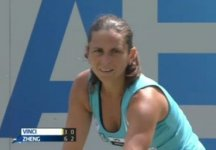 WTA Birmingham: Roberta Vinci esce di scena nei quarti di finale