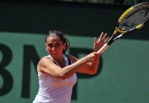 WTA Budapest: Roberta Vinci annulla due match point alla Kucova ed è in semifinale