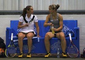 Roberta Vinci e Sara Errani al terzo turno a Wimbledon nel doppio
