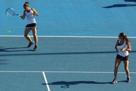 Sara Errani e Roberta Vinci in semifinale nell'Australian Open di doppio