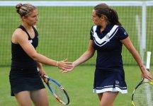 WTA Palermo: Doppio. Vittoria di Roberta Vinci e Sara Errani