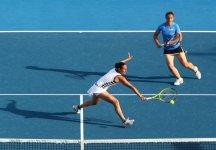 Circuito ATP-WTA: Doppio. Vinci e Errani in finale ad Hobart. Fognini out ai quarti ad Auckland