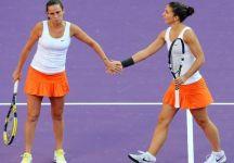 WTA Doha: Doppio. Nuovo successo per Sara Errani e Roberta Vinci che portano a 14 le partite vinte consecutivamente