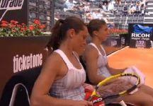 WTA Roma: Doppio. Sconfitta in finale per Sara Errani e Roberta Vinci. Vincono il titolo Su-Wei Hsieh-Shuai Peng (VIDEO)