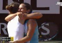 WTA Roma: Doppio. Ancora una finale per Vinci-Errani (VIDEO)