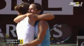 Roberta Vinci e Sara Errani in finale a Roma