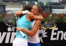 WTA s'Hertogenbosch: Ancora una vittoria nel doppio per Sara Errani e Roberta Vinci