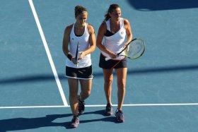 Roberta Vinci e Sara Errani sconfitte nella finale dell'Australian Open