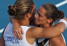WTA Pattaya City: Settimo trionfo in carriera in doppio per Roberta Vinci e Sara Errani