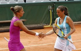 Errani e Vinci sono la seconda coppia del mondo.