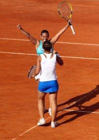 Vinci e Errani sono le teste di serie n.4 al Roland Garros di doppio