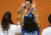 Fed Cup – Primo Turno: Italia vs Stati Uniti 3-2. Errani-Vinci battono Lepcenko-Huber e volano in semifinale dove sfideranno la Rep. Ceca