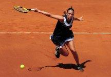 WTA Budapest: Roberta Vinci è in finale. Domani sfiderà per il titolo la rumena Begu
