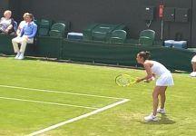 Wimbledon: Roberta Vinci cede a Kristyna Pliskova all'esordio