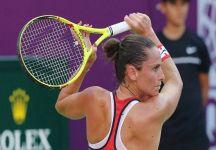 WTA Mosca e Lussemburgo: La situazione aggiornata con le italiane al via. Roberta Vinci si cancella dal Lussemburgo
