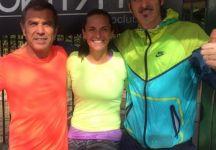 Roberta Vinci saluta Francesco Cinà e lascia Palermo. L'azzurra va verso l'addio al tennis professionistico