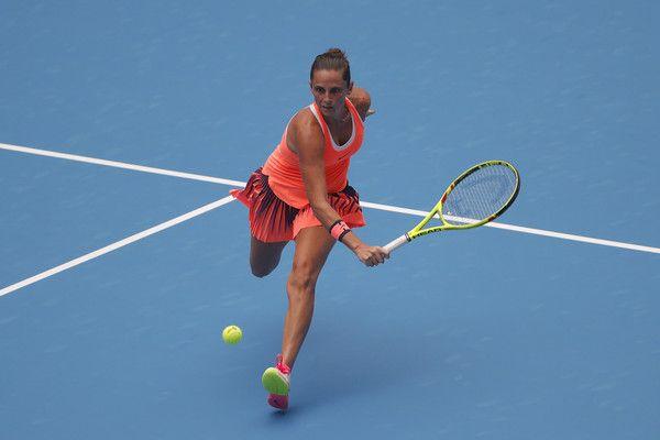 Roberta Vinci classe 1983 è stata finalista agli Us Open nel 2015, battendo la n.1 del mondo Serena Williams in semifinale