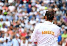 Angelo Binaghi annuncia Roberta Vinci nel settore tecnico della  FIT e poi parla del ritorno in Fed Cup di Camila Giorgi