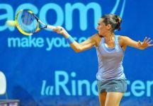 WTA Palermo: Roberta Vinci per la prima volta in carriera è in finale nel torneo siciliano
