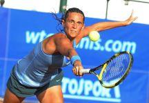 WTA Palermo: Primo successo nel torneo siciliano per Roberta Vinci. Battuta Sara Errani in tre set