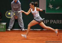WTA Roma: Eliminata Roberta Vinci. La russa Makarova sfiderà ora Sara Errani al secondo turno (Video)