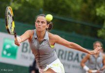 WTA Bucharest: Risultati Live Finali. Livescore dettagliato. Karin Knapp sconfitta nella finale del doppio