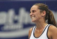 WTA Istanbul: Amara sconfitta per Roberta Vinci che manca un match point e viene eliminata dalla Rybarikova