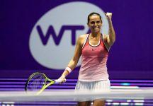 WTA Race: Il ranking di questa settimana