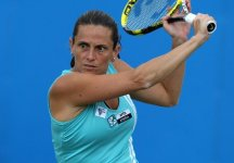 WTA s'Hertogenbosch: Roberta Vinci pur non brillando è al secondo turno