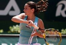 WTA Bastad: Eliminata Roberta Vinci, testa di serie n.4