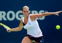 """WTA Dallas: Roberta Vinci non cede neanche un game e rifila una """"bicicletta"""" alla Jovanovski. L'azzurra vola in finale"""