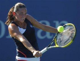 Roberta Vinci ai quarti di finale nel torneo di doppio