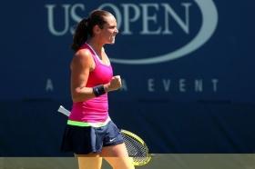 Roberta Vinci, classe 1983, n. 19 del ranking WTA.