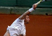 Challenger Caltanissetta: Haider Maurer fa sfumare il primo titolo challenger a Matteo Viola