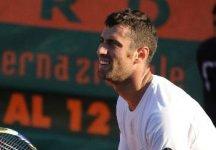 Challenger Caltanissetta: Tommy Robredo ferma la corsa di Matteo Viola nei quarti di finale