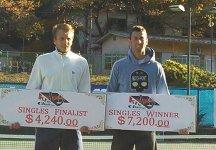 Challenger Yokohama: Trionfo di Matteo Viola. Secondo successo in carriera nel circuito challenger per l'azzurro