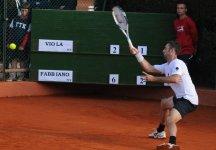 Challenger Monza: Matteo Viola fermato nei quarti di finale da Albert Montanes