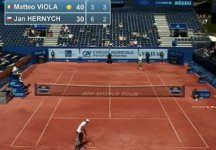 Video del Giorno: La sconfitta di Matteo Viola a Gstaad. L'azzurro nel terzo set si è trovato anche avanti di un break